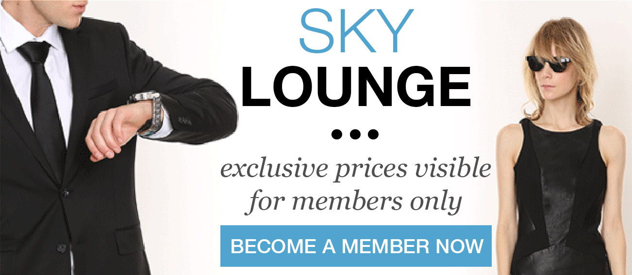 Sky Loung - exclusive prices visible to members only - become a member now